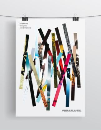 Affiche La Manufacture de livres