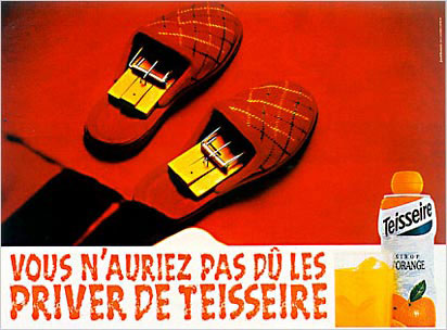 Affiches Teisseire
