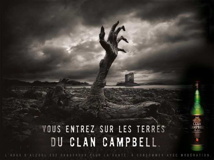 Affiches Clan Campbell