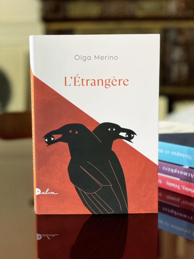 L'étrangère : éditions Dalva
